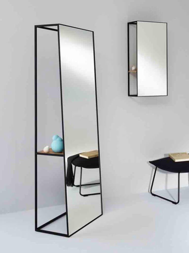 17 Współczesne lustra dekoracyjne dla urozmaicenia przestrzeni