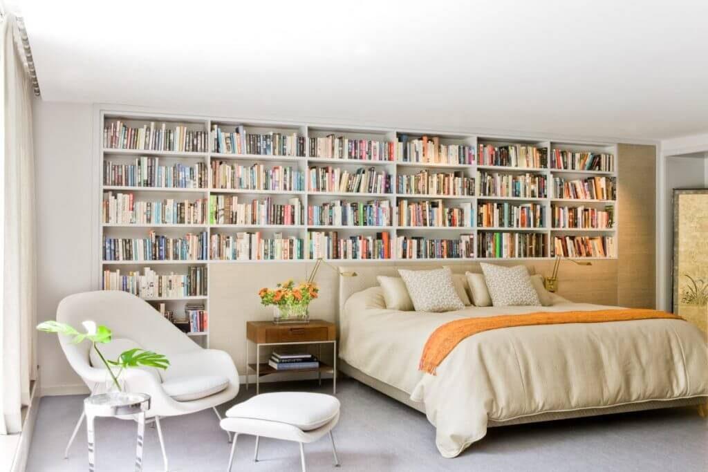 Absolutnie cudowne domowe biblioteki