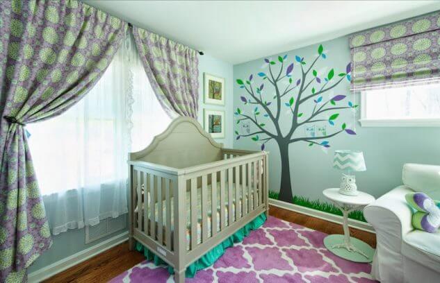 Jak urządzić pokój dla córki