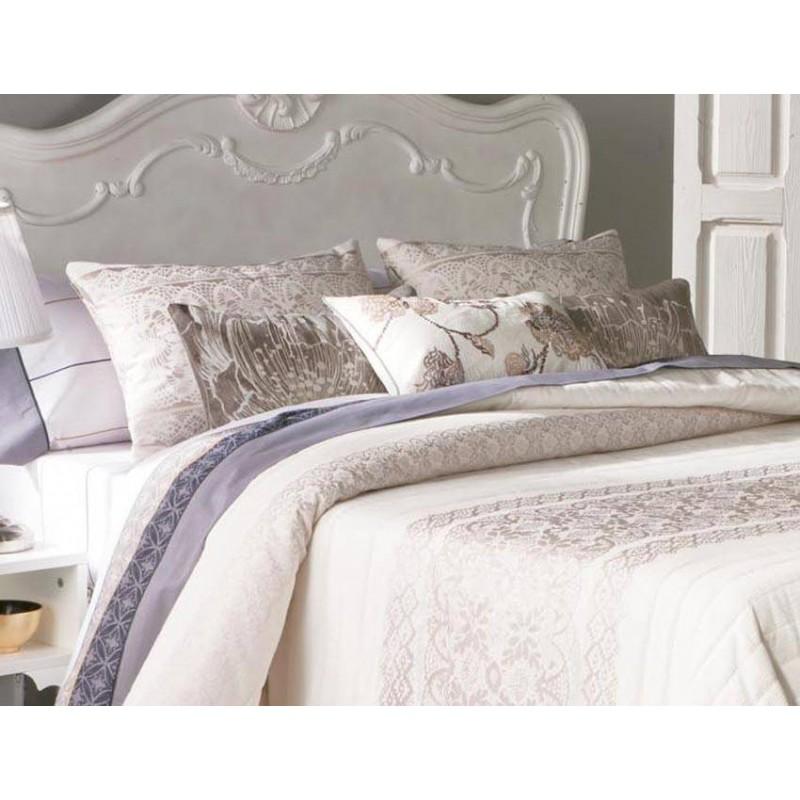 Beżowa narzuta na łóżko Antilo Lancel