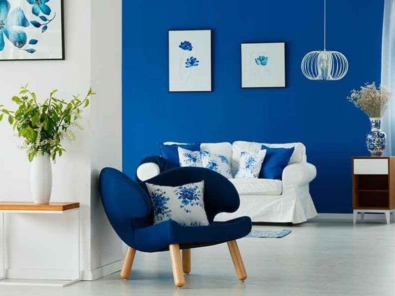 Kolor Pantone 2020: klasyczny niebieski