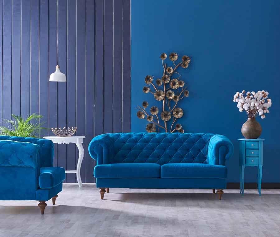 Kolor Pantone 2020 klasyczny niebieski