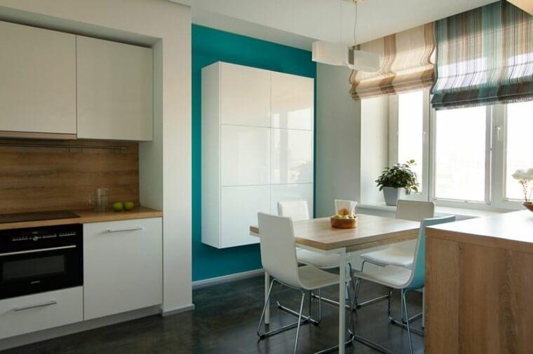 Minimalistyczne pomysły na wystrój kuchni